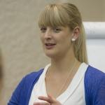 chloe_teaching