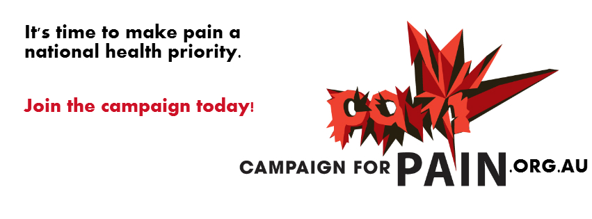 campaign for pain